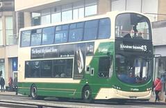 Lothian Country 935 SN09 CVW (05.06.2017) (CYule Buses) Tags: service43 wrighteclipsegemini2 transportforedinburgh lothiancountry 935 sn09cvw