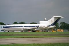 VP-BKC Boeing 727-1H2(RE)(WL) USAL Ltd. (pslg05896) Tags: vpbkc boeing727 usal stn egss stansted