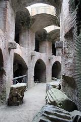 Under the Flavian Amphitheater (California Will) Tags: pozzuoli italy italia naples roman ruins flavian amphitheater anfiteatro flaviano puteolano