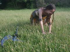 Shooting Skyrim - Ruines d'Allan -2017-06-03- P2090667 (styeb) Tags: shoot shooting skyrim allan ruine village drome montelimar 2017 juin 06 cosplay