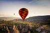 Baloon (Artun York) Tags: kapadokya göreme turkey türkiye baloon hotair nature photooftheday canon 550d 50mm photography morning sunrise flickr flickrturkey