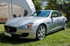 Maserati Quattroporte VI (The Adventurous Eye) Tags: maserati quattroporte vi chateau loučeň concours d´elegance 2017 classic car fair