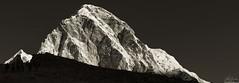 Morning Ascent to Kala Patthar (owenweberlive) Tags: nepal everest basecamp tengboche dingboche himalayas himalaya mountains hiking hikers landscape landscapes earth nature mount mt asia asian travel vacation trek trekking nacho bazar bazaar climb climbing nepalese kalapatthar