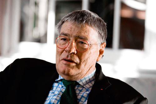 Remembering Jeffrey Tate, former Principal Conductor of The Royal Opera