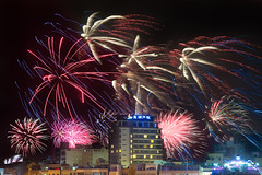 IMG_7554_Magong (Mark Kao - Thanks for 1,300,000 views) Tags: 台灣 taiwan 澎湖 penghu 馬公 花火節 fireworks