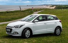 2017, Hyundai i20 1.2SE. (CWhatPhotos) Tags: cwhatphotos olympus omd em5 mk ii mkii panasonic 25mm prime lens digital camera photographs photograph pics pictures pic picture image images foto fotos photography artistic that have which with contain art light auto automobile car white hyundai i20 hyundaii20 12se 12 se vehicle 2017 new brand flickr