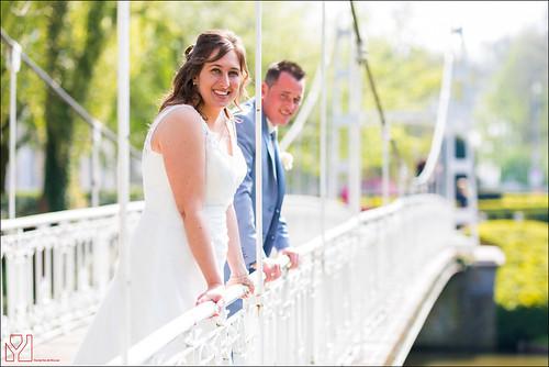 Huwelijk Ingid & Stijn