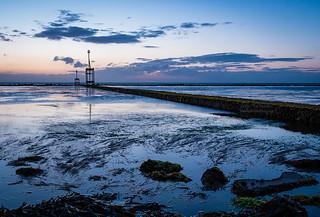 Dawn @ Bembridge, Isle of Wight