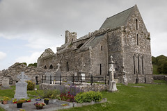 From the south east | Corcomroe Abbey | Exploring the Burren-11 (Paul Dykes) Tags: theburren cistercians corcomroeabbey countyclare ireland ie eire