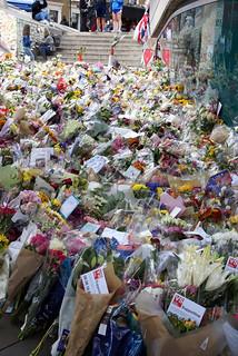 London Flowers Tribute