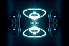 Twilight Reels (jgesq) Tags: lightpainting light abstract wiccan spell magick sigil dieselpunk strange weird fineartphotograaphy fine art