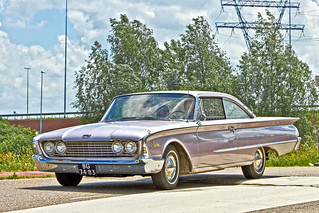Ford Galaxie Starliner Coupé 1960 (2995)