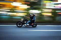 Good cruisin' (taga928s4(Akira.T_JPN)) Tags: akira tagawa アキラ タガワ 渋谷 shibuya motorcycle motorbike helio44 oldlens tokyo