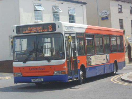 Centrebus 555 SN55 DVC