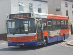 Photo of Centrebus 555 SN55 DVC