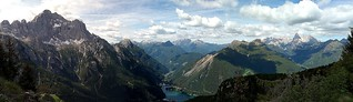 Dal monte Fertazza, 2101 m