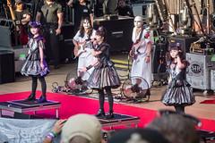 BABYMETAL at Shoreline Amphitheatre #20 (satoshikom) Tags: panasonicdmczs100 babymetal shorelineamphitheatre heavymetal concert yuimetal moametal sumetal