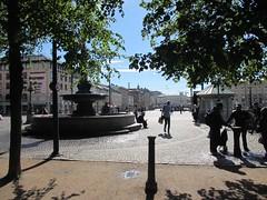 July afternoon at Brunnsparken, Gothenburg, Sweden (Paul McClure DC) Tags: gothenburg sweden sverige july2015 göteborg historic architecture