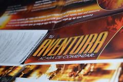 Propaganda cienciología (Mario Adalid) Tags: dianetica religion cienciologia hubbard scientology secta sectas religiones pseudociencia seudociencia cuestionario formulario test auditacion auditoria xenu cc creative commons