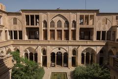 Abbasi House (pleymalex) Tags: iran house old abbasi tabatabei kashan desert sun