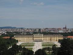 Schönbrunn_16 (Kurrat) Tags: wien vienna schönbrunn schloss schlos park austria österreich ausblick gloriette