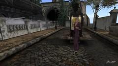 Late For the Train 1 (Jem Sternhall) Tags: akeruka fashion kccouture kendrasycreations kosmetik laboheme maitreya secondlife slackgirl vista emotions