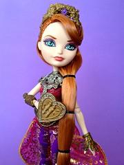 Dragon Games Holly O'Hair (honeysuckle jasmine) Tags: ever after high princess rapunzel doll holly ohair dolls