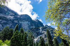 Yosemite Valley (randyherring) Tags: recreational nationalparksystem historic park yosemitenationalpark ca mountains beauty outdoor vacation tourism california nature yosemitevalley unitedstates us waterfall
