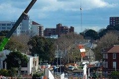 CBD & South East Light Rail - Moore Park West and Surry Hills - Update 21 June 2017 -  4 (john cowper) Tags: cselr sydneylightrail moorepark surryhills cutandcover tunnel bridge southdowlingstreet alignment construction infrastructure transportfornsw acconia project sydney newsouthwales