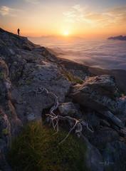 (Pablo RG) Tags: montaña atardecer cantabria nikon landscape paisaje sunset verano summer spain españa