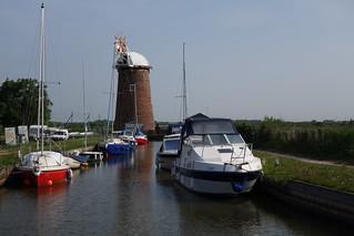 Horsey Windpump & canal