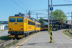 162 117-6 Regiojet Ostrava Hl.n CZ 20.06.17 (Paul David Smith (Widnes Road)) Tags: 1621176 regiojet ostrava hln cz 200617 škoda 162