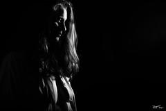 clair obscur (stéph41) Tags: monochrone noir et blanc modèle clair obsur