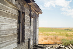 Farm House (Jesse Maack) Tags: paintedhills johnday lightroom sony sonya58 travels oregon