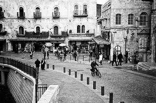 A Jerusalem Noir
