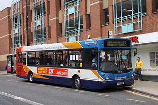 Stagecoach 31128 R128KRG Sunderland 270711