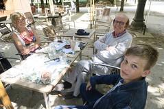(andrew gallix) Tags: william yeartwelve tuileries paris dad mariejo