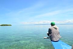 Sea Navigator (rica1786) Tags: philipines cebu islandhopping boatman