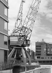 metropolis (Stewart485) Tags: architectureandbuildings evocative germany hamburg places things vaguelyarty impression metropolis technology
