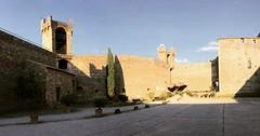 Amazing view of #montalcino fortress 😍 #like #follow #landscape #tuscany #italy #nature #enjoy #travel #discover 👍 (borghettob) Tags: montalcino like follow landscape tuscany italy nature enjoy travel discover