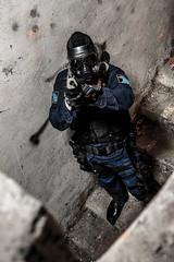 Mercenary (Crones) Tags: ralsko liberecregion czechia canon 6d canoneos6d anime cosplay people portrait costume czech czechrepublic canonef24105mmf4lisusm 24105mmf4lisusm 24105mm soldier mercenery gun rifle