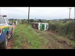 Acidente de ônibus mata criança e deixa 20 feridos em Rondônia (portalminas) Tags: acidente de ônibus mata criança e deixa 20 feridos em rondônia