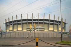 Gelora Joko Samudro (Everyone Sinks Starco (using album)) Tags: eastjava jawatimur gresik gedung building architecture arsitektur stadion stadium