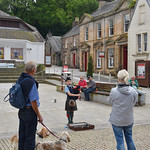 Bagpipe, Fort William thumbnail