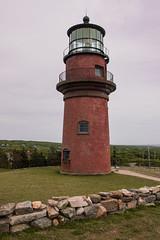 Gay Head Lighthouse (Gabrielle Wales) Tags: gayhead marthasvineyard aquinnah cliffs beach landscape travel