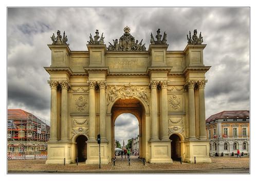 Potsdam - Brandenburger Tor 01