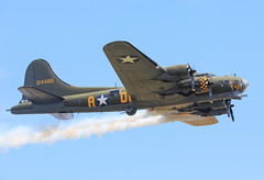 B17 Sally B (Steve G Wright) Tags: duxford display duxairshows aircraft airshow airdisplay aviation flyingdisplay ww2 propeller b17 sallyb flyingfortress
