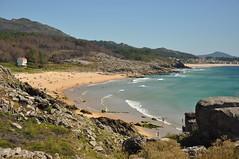 Baroña. Galicia (adribouzada) Tags: playa baroña galicia mar arena naturaleza paisaje