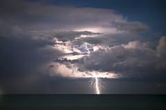 Patience (Timothy M Roberts) Tags: lightning maroubra australia nsw storm clouds power sydney sigma nikon