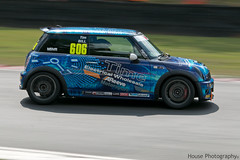 Mini Challenge Open - Tim Bill ({House} Photography) Tags: mini festival 2017 challenge open class racing motorsport race motor car automotive brands hatch uk kent fawkham indy circuit housephotography timothyhouse canon 70d 70200 f4 tim bill panning